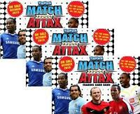 MATCH ATTAX 2010/2011 SEASON INFO AND LIMITED EDITIONS!