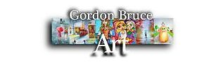 ORIGINAL SCOTTISH ART GORDON BRUCE