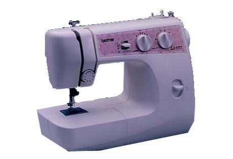 Brother LS40 Mechanical Sewing Machine EBay Gorgeous Brother Ls17 Sewing Machine Reviews