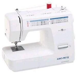 pro x shark sewing machine