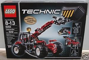 Nouveau LEGO TECHNIC 8283 télescopique Front End Loader construction Scellé