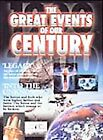 Great Events of Our Century - Legacy/Into the Unknown (DVD, 1999)