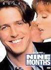 Nine Months (DVD, 2001)