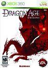 Dragon Age: Origins (Microsoft Xbox 360, 2009)