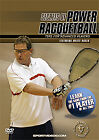 Secrets Of Power Racquetball - Tips For Advanced Players (DVD, 2009)