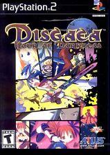 Jeux vidéo manuels inclus pour Stratégie et Sony PlayStation 2