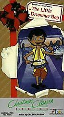 VHS-Little-Drummer-BoyJose-Ferrer-Paul-Frees-June-Fo-Arthur-Rankin-Jr-Jules