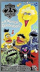 Sesame Street's 25th Birthday: A Musical...