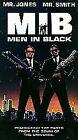 Men in Black VHS Tapes