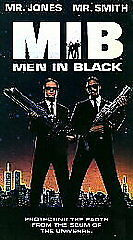 Men-In-Black-1997-VHS-Tommy-Lee-Jones-Will-Smith-Rip-Torn-Vincent-D-039-Onfrio-VG