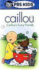 Caillou VHS Tapes