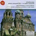 Tchaikovsky: piano Concerto No. 1 & Violin Concert CD Audio [] Browning, John, & eri
