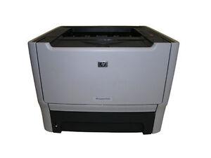 hp laserjet p2015dn workgroup laser printer 882780491984 ebay. Black Bedroom Furniture Sets. Home Design Ideas