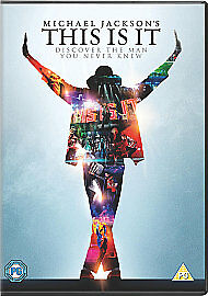 Michael Jackson - This Is It (DVD) BRAND NEW & SEALED - FREE DELIVERY (0315-078)