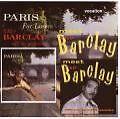 Meet MR Barclay/Paris For Lovers von Eddie Barclay (2008)