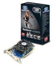 PCI Grafik- & Videokarten mit GDDR 5-Speichertyp SAPPHIRE