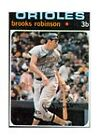 Topps Brooks Robinson Baseball Cards