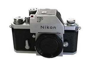 Nikon F Vs. Pentax P30T