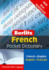 Berlitz: French Pocket Dictionary by Berlitz Publishing Company (Paperback, 2006)