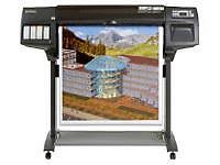 Parallel (IEEE 1284) HP DesignJet Computer Printers