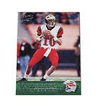 Rookie Tom Brady Original Single Football Trading Cards