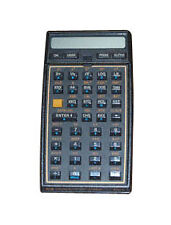 hp 42s scientific calculator ebay rh ebay com Usar Calculadora Calculadora Para Matem Aticas