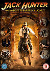 Jack Hunter - The Lost Treasure Of Ugarit (DVD, 2011)