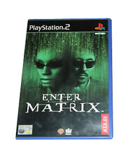 Enter the Matrix Sony PlayStation 2 Atari Video Games