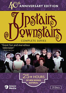 Upstairs-Downstairs-The-Complete-Series-DVD-2011-21-Disc-Set-40th