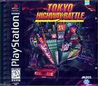 Tokyo Highway Battle (Sony PlayStation 1, 1997)