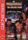 WWF WrestleMania: The Arcade Game (Sega Genesis, 1995)