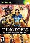 Dinotopia: The Sunstone Odyssey (Microsoft Xbox, 2003)