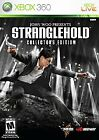 John Woo Presents Stranglehold -- Collector's Edition (Microsoft Xbox 360, 2007)