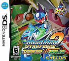 Mega Man Star Force 2: Zerker X Ninja (Nintendo DS, 2008)