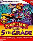 JumpStart Adventures 5th Grade (Windows/Mac, 2001)