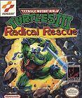 Teenage Mutant Ninja Turtles III: Radical Rescue (Nintendo Game Boy, 1993)