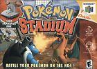 Pokemon Stadium (Nintendo 64, 2000)