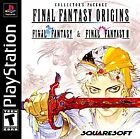 Final Fantasy Origins  (Sony PlayStation 1, 2003) (2003)