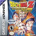 Dragon Ball Z: The Legacy of Goku (Nintendo Game Boy Advance, 2002)