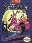 Disney's Darkwing Duck Shooter Video Games for Nintendo NES