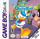 Disney's Donald Duck: Goin' Quackers (Nintendo Game Boy Color, 2000)