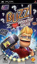 Sony-PSP-Buzz-Master-Quiz-VideoGames