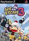 Ape Escape 3 Video Games