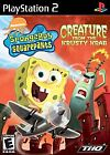 SpongeBob SquarePants: Creature from the Krusty Krab (Sony PlayStation 2, 2006)