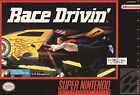 Race Drivin' (Super Nintendo Entertainment System, 1992)