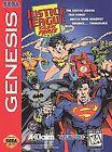 Justice League Task Force (Sega Genesis, 1995)