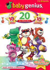 Baby Genius - 10 Pk (DVD, 2007, 10-Disc Set)