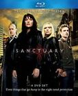 Sanctuary: The Complete First Season (Blu-ray Disc, 2010, 4-Disc Set)