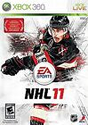 NHL 11 (Microsoft Xbox 360, 2010)
