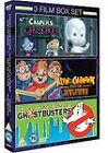 Casper Scare School / Alvin and the Chipmunks meet the Wolfman / Extreme Ghostbusters Vol 1 (DVD, 2010)
